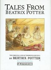 Tales From Beatrix Potter: Original & Authorized -Hardcover w/DJ 1987, England