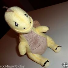 OFFICIAL ERFWORLD CARTOON COMIC PLUSH GAMER PARSON GOTTI YELLOW DWAGON DRAGON