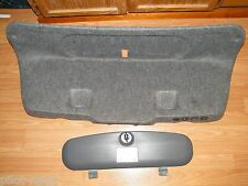 2001 BMW 330I OEM ~ REAR TRUNK INTERIOR CARPET LINER WITH TOOL BOX  NO TOOLS