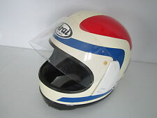 Vintage Arai Freddie Spencer Honda Racing Motorcycle full face helmet 05/1983