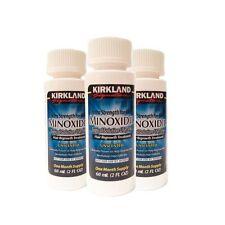 Kirkland Minoxidil 5% Solución de crecimiento del cabello Para hombre 3 meses