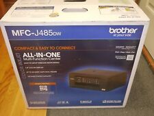 Brand New Brother MFC-J485DW All-in-One Wireless Printer