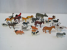 Great Collection of Pack Set of 25 Zoo Noah Animals Circus (OAYE114)