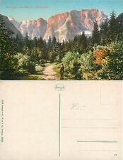 Jôf di Montasio - Montaggio vom Weg zur Seiserahütte ANIMATA (S-L XX221)