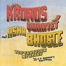 You've Stolen My Heart: Songs from R.D. Burman's Bollywood 2006 by Kro ExLibrary