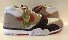 Nike Air Trainer 1 Mid SP Fragment Nikelab 806942-282 Chino/Rust Wimbledon 10