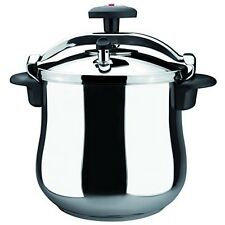 Magefesa 01OPSTABO10 Star B Stainless Steel 10 Qt. Fast Pressure Cooker NEW