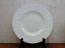 "Wedgwood Patrician Plain 10-1/2"" Dinner Plates, 3 Plates Available VgC"