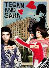 TEGAN AND SARA ITS NOT FUN DONT DO IT PROMO POSTER 11x17