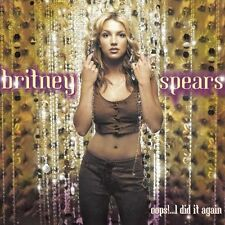 BRITNEY SPEARS : OOPS I DID IT AGAIN (CD) sealed