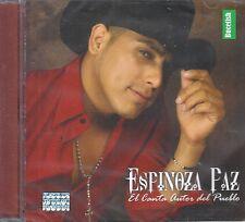 Espinoza Paz El Canta Autor Del Pueblo CD New