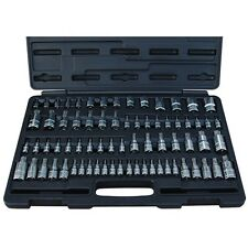 ATD 72 Pc. Master Star Bit Socket Set (For Hand Tools Only) - 13772