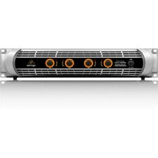 Behringer iNUKE NU4-6000 4-Channel 6000W High Density Class-D Power Amplifier