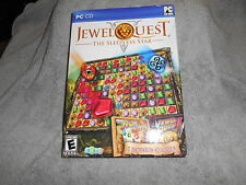Jewel Quest V: The Sleepless Star (PC, 2010) NO MANUAL