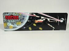 Reproduction Vintage Star Wars prototype empire strikes back  display backdrop