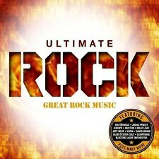 GREAT ROCK MUSIC 4CD SET * MOTORHEAD,SCORPIONS,MOLLY HATCHET,JUDAS PRIEST,ELO +