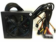 1000 Watt 1000W Black 12cm Quiet Fan ATX Power Supply PSU SLI ATI nVidia Ready