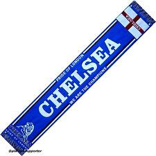 SCIARPA CHELSEA FC Inghilterra no Italia bandiera cappello maglietta bandierina