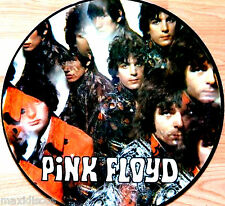 LP - Pink Floyd - The Piper At The Gates Of Dawn (UK 2002 Vinyl Picture Disc) NM