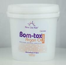 3.5 Kg New Liss Hair BTOX Bom-tox Argan Oil Capilar Treatment Straightening