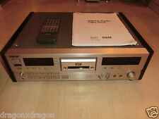 Sony dtc-2000es high-end DAT recorder, generale superata, solo 750h, 2j. GARANZIA