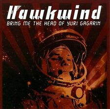 Hawkwind Bring Me the Head of Yuri Gagarin Brand New & Sealed Free USA Shipping