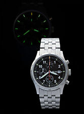 GWS H3 Tritium G10 Chrono Military Watch (mbm trigalight illumination)