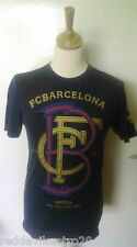 FC Barcelona Official Nike Football T-Shirt (Adult Small)