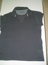 "CALVIN KLEIN Mens Polo top, (40"" Chest),Dark Grey"