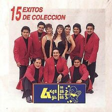 15 Exitos De Coleccion by Los Angeles Azules (CD, Jun-2001, Disa)