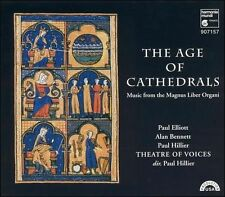 The Age of Cathedrals CD, Oct-1996, Harmonia Mundi Includes Booklet Minty CD