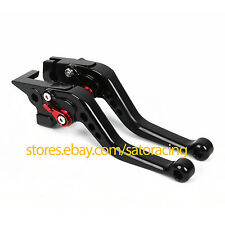 CNC Short Adjustable Brake Clutch Levers Set For Honda CBR125R/150R 2004-2012