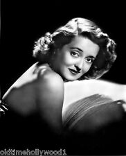 BETTE DAVIS RARE 8x10 PHOTO  BD15
