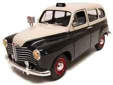 RENAULT COLORALE TAXI PARIS 1953 - 1:43 SOLIDO DIECAST MODEL CAR SCALE