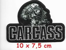 Carcass - Shape Patch   FREE SHIPPING !!!!