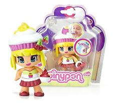 Pinypon Scented Cupcake Doll Cherry New in Package