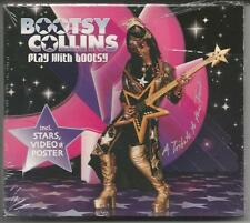 "BOOTSY COLLIINS ""Play with Bootsy"" CD 2002 incl. Video/Poster - NEU & OVP/Sealed"