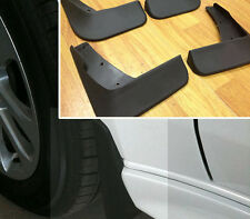 SET FIT FOR 08~11 MITSUBISHI LANCER GTS EVO MUD FLAP FLAPS SPLASH GUARD MUDGUARD