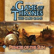 A GAME OF THRONES LCG PRINCES OF THE SUN Revised Edition Fantasy Flight Games