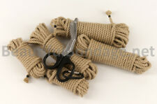 Beautiful Bondage™ - More Than Curious Kit - 8mm Hemp Rope