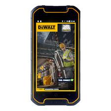 DEWALT Toughphone md501 IMPERMEABILE, Dual SIM, 4G, Sim gratis, qualsiasi rete.