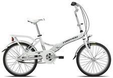 Torpado bici pieghevole folding 20 alu nexus 3v bianco