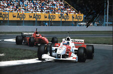 David Coulthard SIGNED 12x8 F1 McLaren MP4/11 , Italian GP Monza 1996