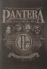 "PANTERA AUFKLEBER / STICKER # 35 ""HIGH NOON YOUR DOOM"""