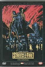 STREETS OF FIRE  NEW  DVD