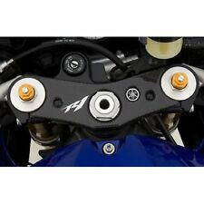 Yamaha YZF-R1 Carbon Fiber Top Clamp Panel - Fits 2007-2008 YZF-R1 - Brand New