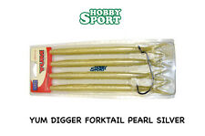 "ARTIFICIALE  SILICONICO YUM FORKTAIL DINGER 9"" col P"