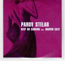 (EF156) Parov Stelar, Keep On Dancing ft Marvin Gaye - 2013 DJ CD