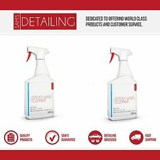 Cherry Non Acid Sticky Alloy Wheel Cleaner Detailing 1 Litre Bilberry