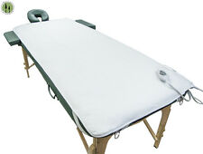 Table Blanket Heater + Massage Table Warmer + Heating Pad + Heat Level Settings
